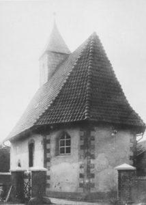 Kapelle, Ansicht von Südosten