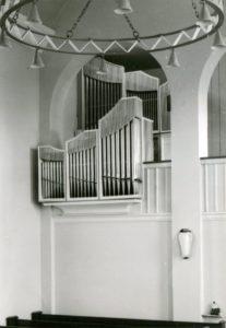 Orgel, nach 1960 (1958-60 Orgelneubau)