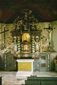 Kanzelaltar, 1998