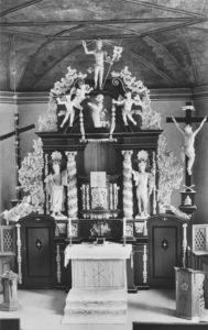 Kanzelaltar, um 1961