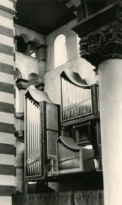 Orgel, nach 1958 (1958 Orgelneubau)