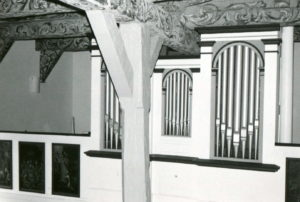 Orgel, 1978, Fotograf: Dawin