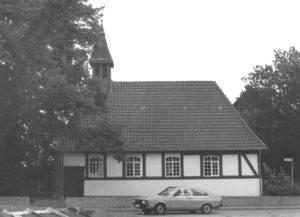Kapelle, Ansicht von Süden