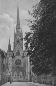 neue Kirche, Ansicht von Osten