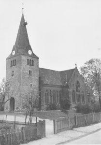 neue Kirche, Ansicht von Südwesten