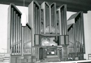 Orgel, nach 1966