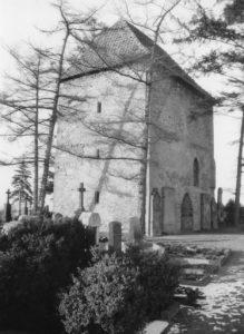 Friedhofskapelle, 1958 (?)