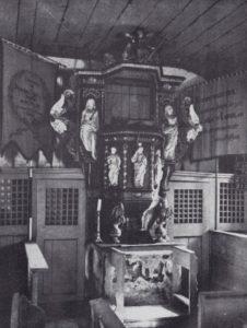 Kanzelaltar, 1934