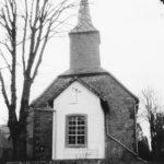 Kirche, Ansicht von Westen