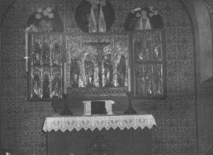 Flügelaltar, um 1960