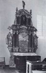 Altaraufsatz, 1936