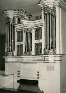 Orgel, 1979