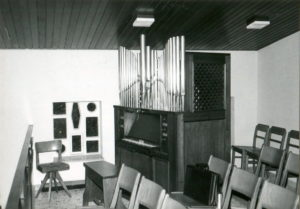 Orgel, nach 1972