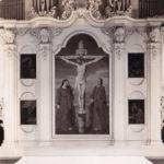 Altaraufsatz von 1911, 1958 (?)