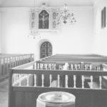 Kirche, Blick nach Westen, Foto: Ernst Witt, Hannover, Juni 1959