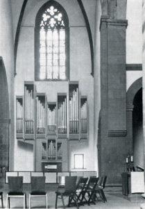 Orgel, nach 1970