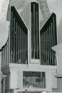 Orgel, nach 1990 (?)