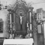 Kapelle, Altaraufsatz