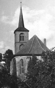 Kirche, Ansicht von Osten, 1948