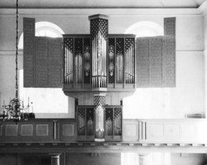 Orgel, nach 1961