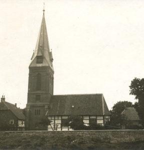 Kirche von Süden, ohne Datum