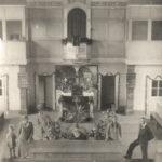 Kirche Bredelem, innen, 1930