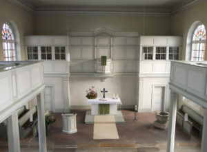 Kirche Bredelm, innen, 2014