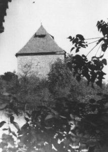 Glockenturm, um 1953