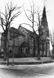 Kirche, Ansicht von Nordosten, 1948