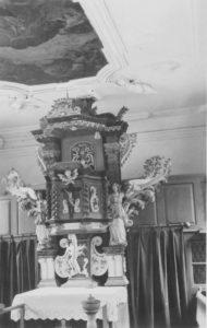 Kanzelaltar, um 1948