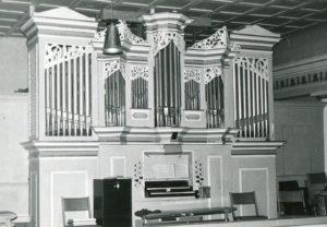 Orgel, nach 1959