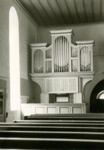 Orgel, nach 1964