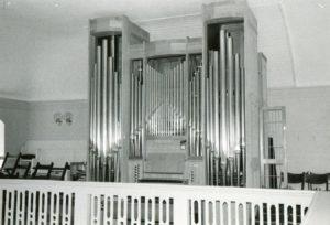 Orgel, 1978