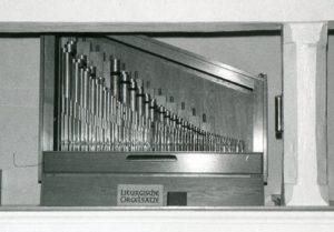 Orgel, 1975