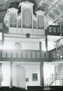 Orgel, vor 1970 (?)