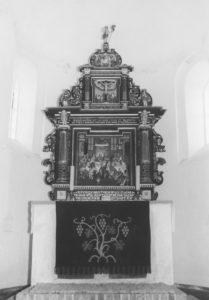 Altaraufsatz, um 1964