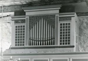 Orgel, nach 1976 (?)