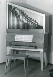 Orgel, nach 1969