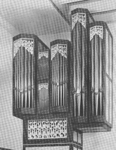 Orgel, 1973