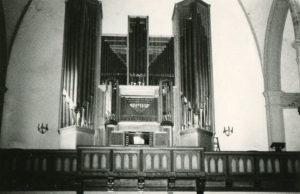 Orgel, nach 1955
