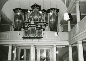 Orgel, vermutlich 1980