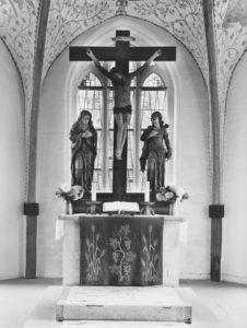 Kreuzigungsgruppe, um 1980