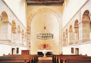 ehem. Ostchor, Blick zum Altar