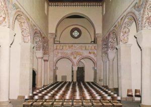 Klosterkirche, Westflügel, 1975