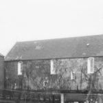 Kirche, Ansicht von Südosten, Foto: Ernst Witt, Hannover, 1955