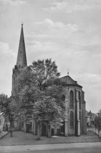 Kirche, Blick von Südosten