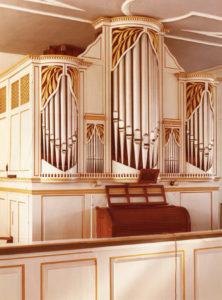 Orgel, nach 1949