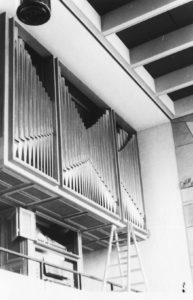Orgel, nach 1971