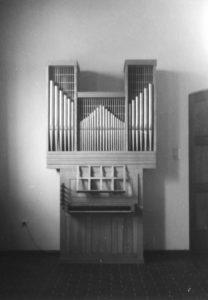 Orgel, nach 1973