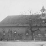 Neue Kirche, Ansicht von Norden, 1948